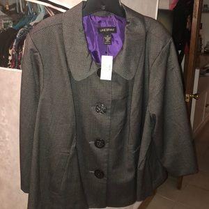 Lane Bryant size 28 blazer